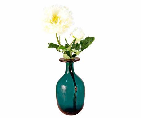 Váza Elen Turquoise
