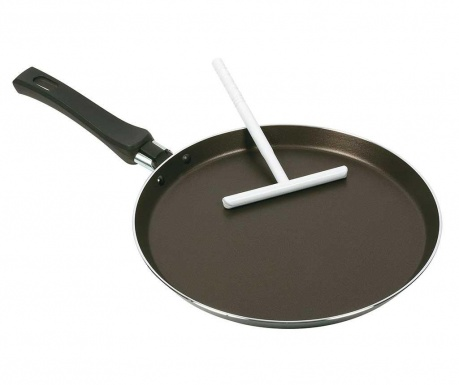 Ponev za palačinke Black  24 cm