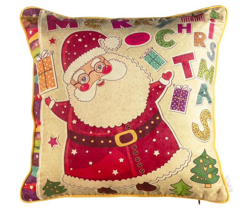 Jastučnica Dear Santa 43x43 cm