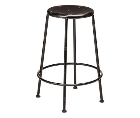 Barová židle Igor Black