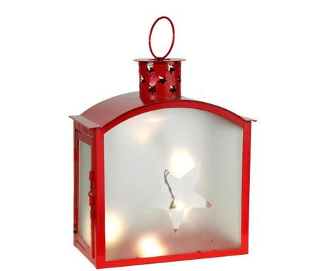 Latarnia zewnętrzna z diodami LED Magic Red
