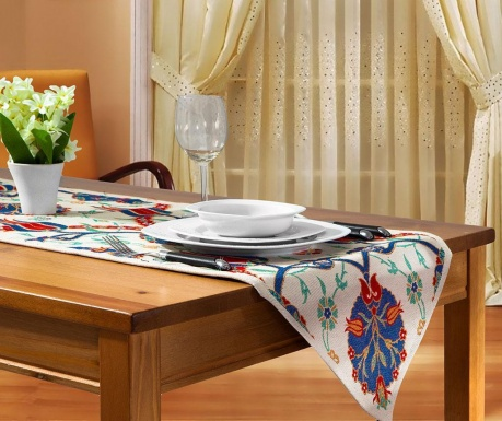 Suleyman Asztali futó 42x140 cm