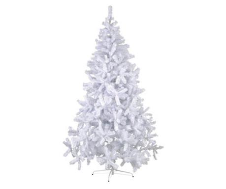 Umělý vánoční stromek White Quebec 210 cm