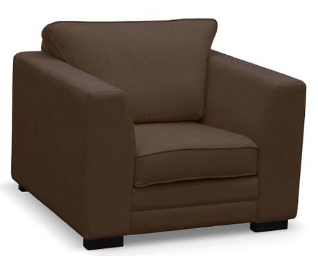 Fotel Taffetas Brown