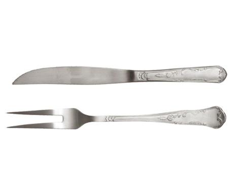 Set nož i vilica za odreske Taste