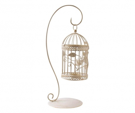 Svečnik Hanging Cage