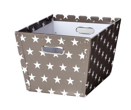 Кутия за съхранение Ajax Stars Dark Grey M