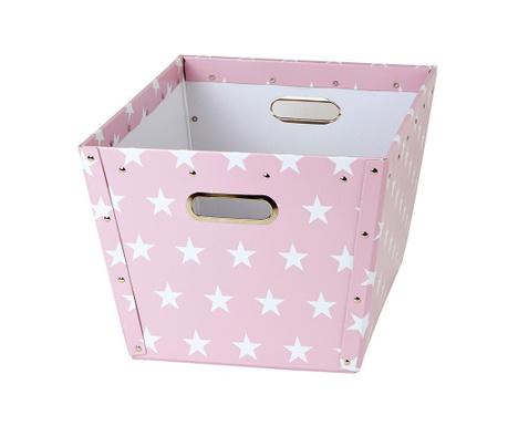 Kutija za spremanje Ajax Stars Pink M