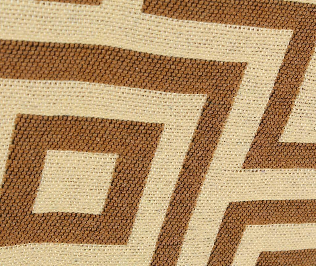Preproga Kare Tan 120x180 cm