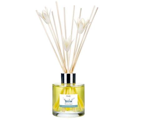 Αρωματικό χώρου με αιθέρια έλαια και ξυλάκια Elegance Ocean Spray 100 ml