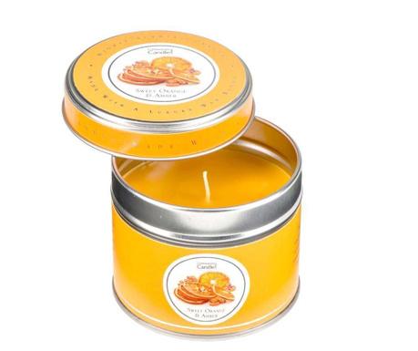 Lumanare parfumata Cuteness Sweet Orange and Amber