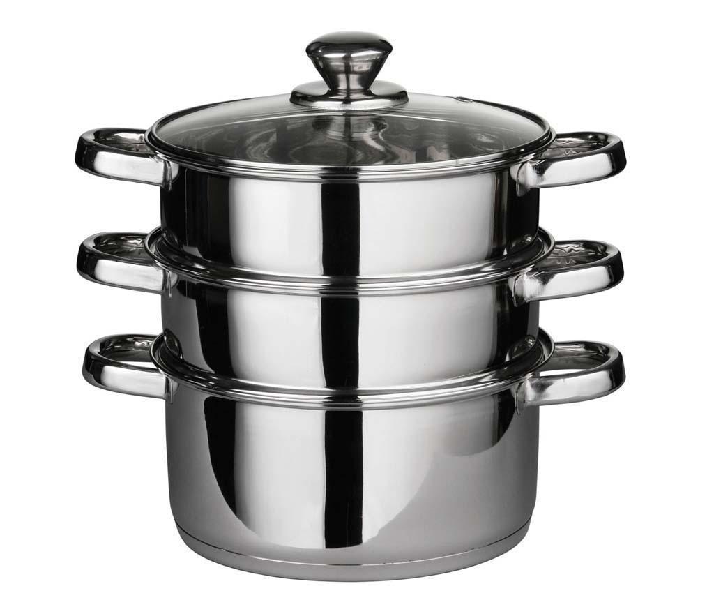 Kozica za kuhanje na paro Gourmet 22 cm