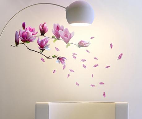 Magnolia Flower Matrica