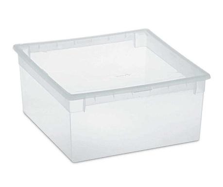 Cutie cu capac pentru depozitare Light Box Fair L