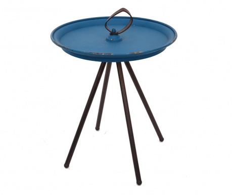 Stranska mizica Blue Circle