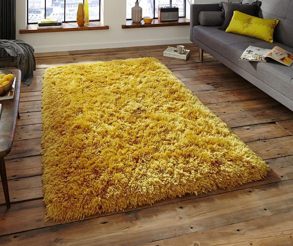 Tepih Polar Yellow 150x230 cm