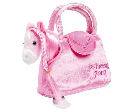 Комплект чанта и играчки пони Princess