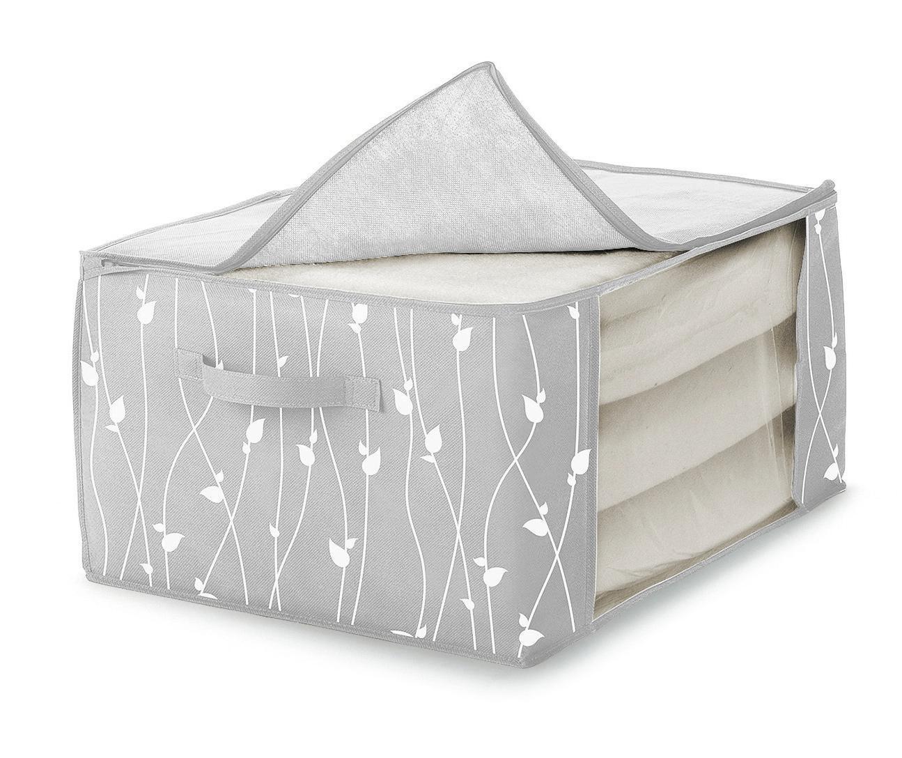 Zaščitna vreča za shranjevanje Grey Leaves M