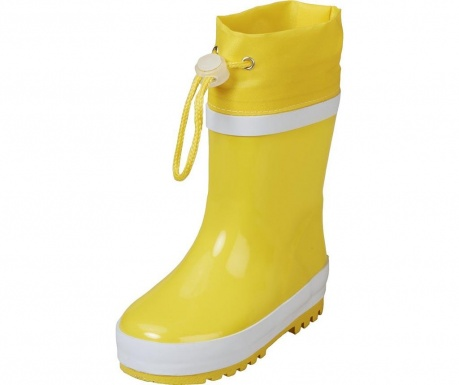 Otroški dežni škornji Warm Yellow 20-21