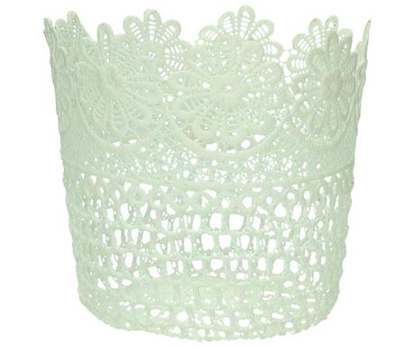 Basket Lace Round