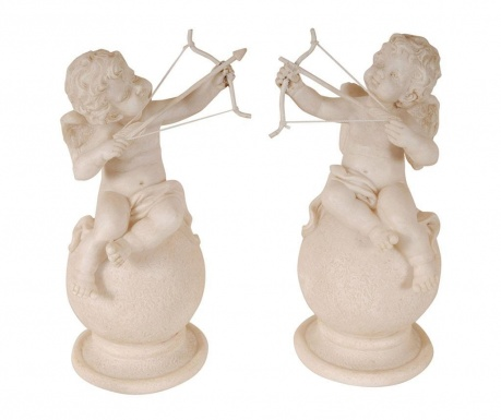 Set 2 decoratiuni Cupids