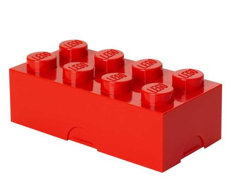 Kutija za užinu Lego Red