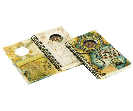Dnevnik s kompasom Travel