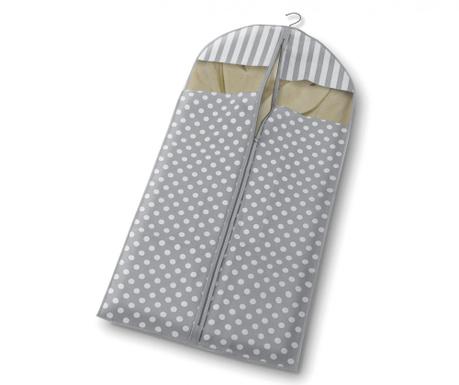 Zaščitna vreča za obleke Lines&Dots 60x137 cm
