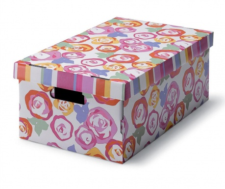 Škatla za shranjevanje Roses