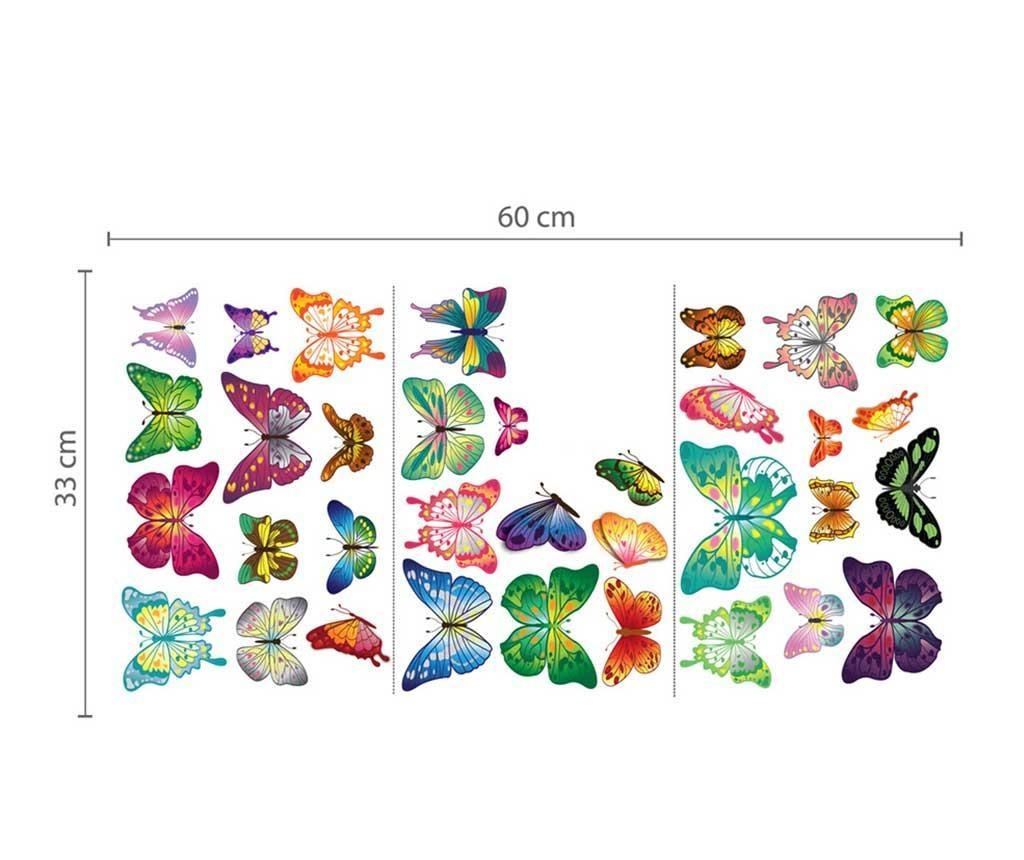 Butterflies Matrica