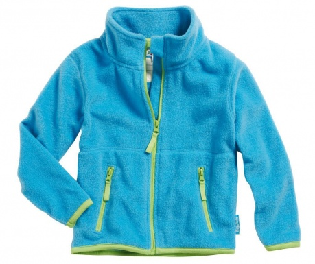 Otroška jakna Perfect Aqua 9-12 mesecev