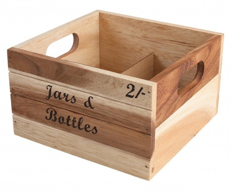 Suport pentru sticle si borcane Jars and Bottles