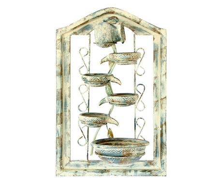 Zidna ukrasna fontana Swirls