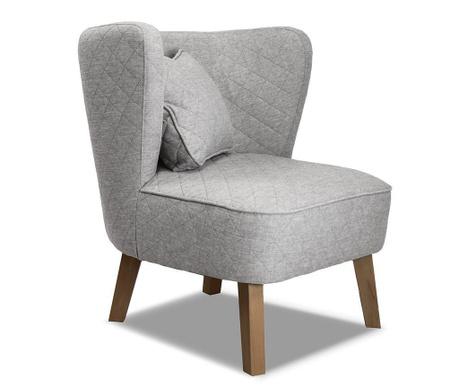 Fotel Percale Grey