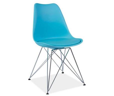 Krzesło Carly Blue