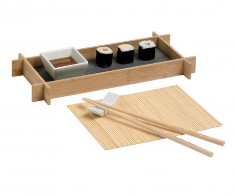 6-delni set za sushi Hanu
