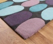 Preproga Matrix Sofia Blue Purple 120x170 cm