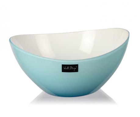 Livio Pastel Blue Mély tál 400 ml