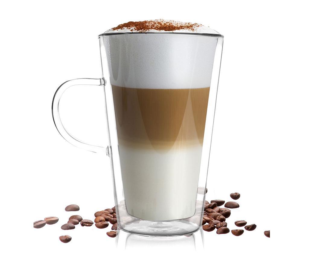 Latte Double Wall Bögre 320 ml