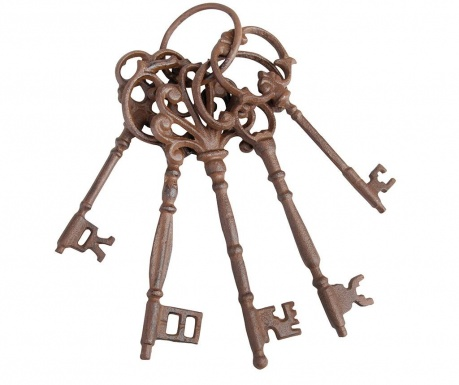 Dekorácia Keys