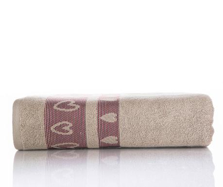 Ręcznik kąpielowy Sonny Creamy Pink 70x140 cm