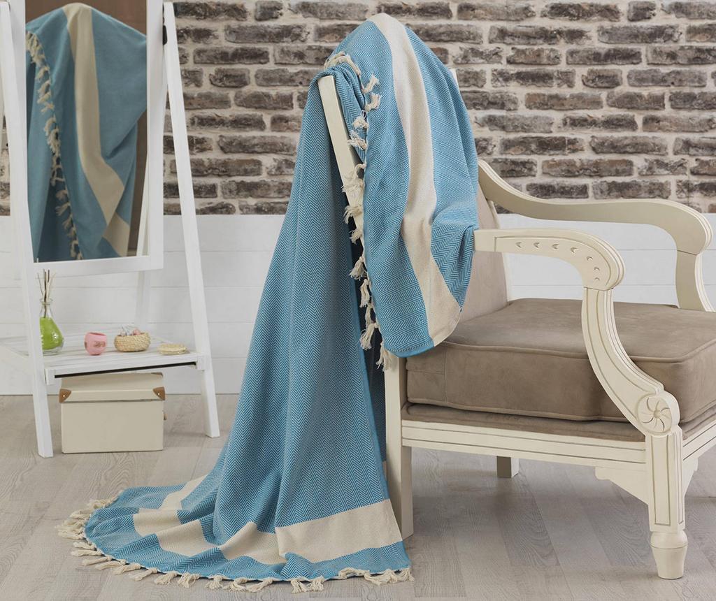 Кувертюра Balik Turquoise 200x240 см