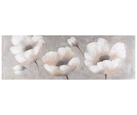 Картина Spring 50x150 см