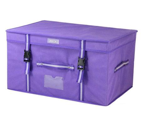 Cutie cu capac pentru depozitare Purple