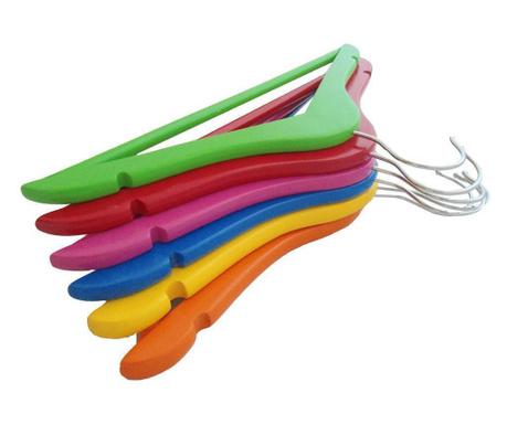 Set 6 umerase pentru copii Mini Rainbow