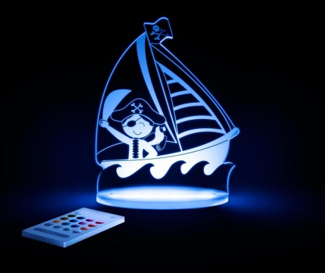 Pirate Éjjeli fény