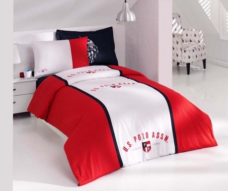 Lenjerie de pat Single Percale Supreme Polo