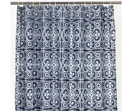 Zasłona prysznicowa Tile 180x200 cm