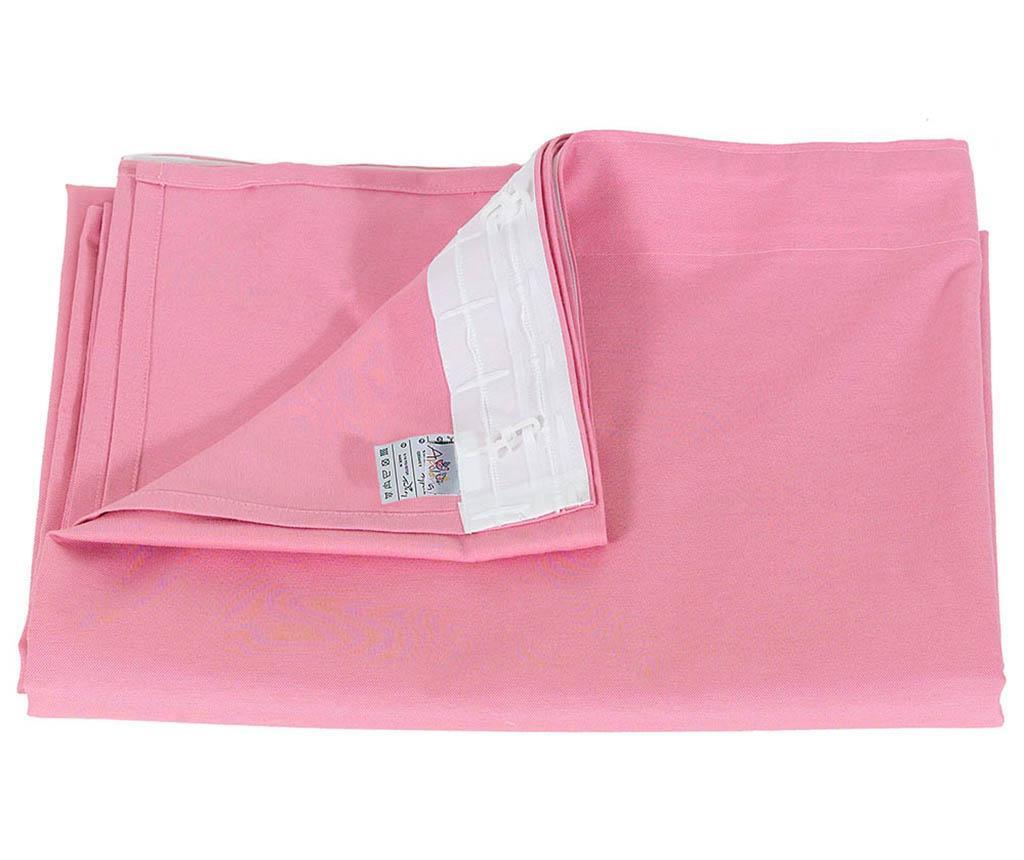 Simple Pink Sötétítő 170x270 cm