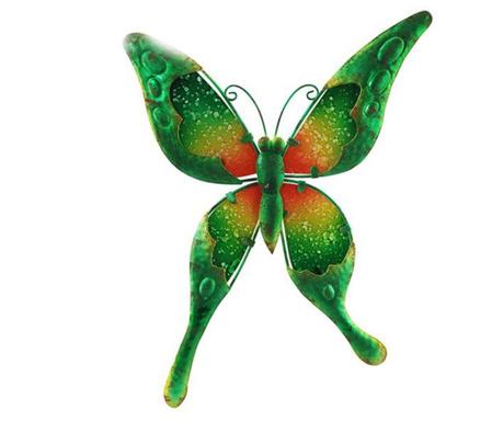 Dekoracja ścienna The Green Butterfly